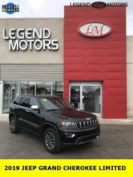 2019 Jeep Grand Cherokee for sale at Legend Motors of Waterford - Legend Motors of Ferndale in Ferndale MI