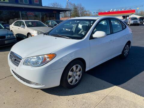 2007 Hyundai Elantra for sale at Wise Investments Auto Sales in Sellersburg IN