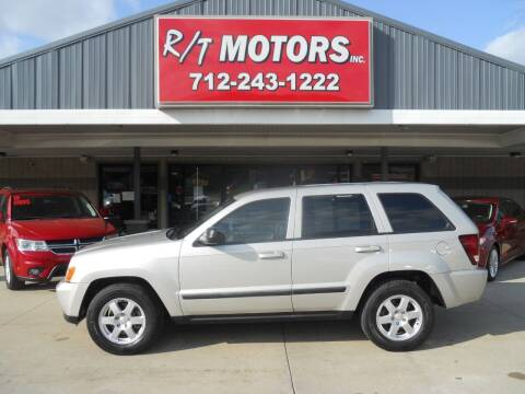 2008 Jeep Grand Cherokee for sale at RT Motors Inc in Atlantic IA