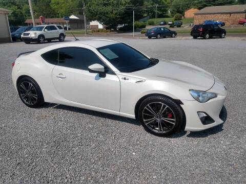2014 Scion FR-S for sale at Wholesale Auto Inc in Athens TN