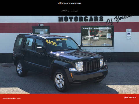 2011 Jeep Liberty for sale at Millennium Motorcars in Yorkville IL