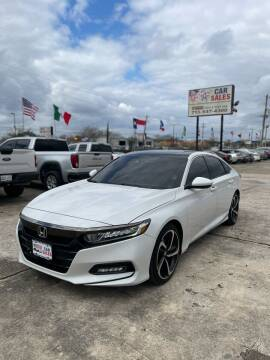2020 Honda Accord for sale at USA Car Sales in Houston TX
