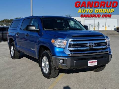 2017 Toyota Tundra for sale at Gandrud Dodge in Green Bay WI