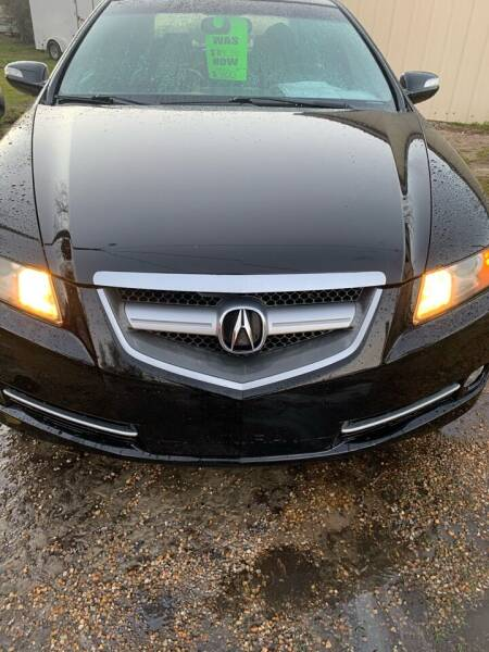 2008 Acura TL for sale at Murphy MotorSports of the Carolinas in Parkton NC