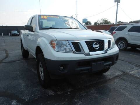 2014 Nissan Frontier for sale at Kansas City Motors in Kansas City MO