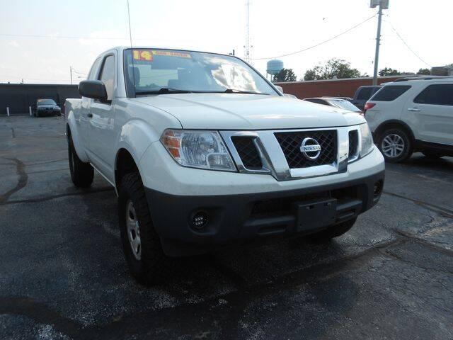 2014 Nissan Frontier for sale at Kansas City Motors in Kansas City MO