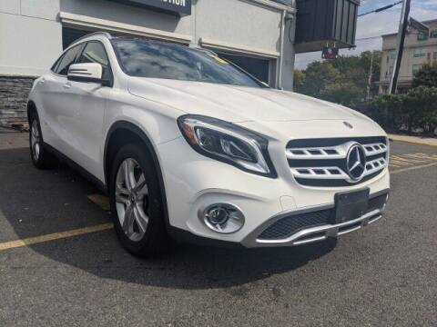 2018 Mercedes-Benz GLA for sale at EMG AUTO SALES in Avenel NJ