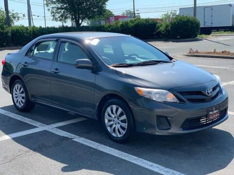 2012 Toyota Corolla for sale at RUSH AUTO SALES in Burlington NC