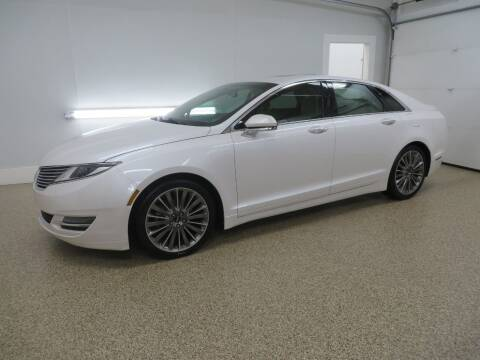 2014 Lincoln MKZ Hybrid for sale at HTS Auto Sales in Hudsonville MI