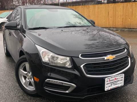 2016 Chevrolet Cruze Limited for sale at Speedway Motors in Paterson NJ