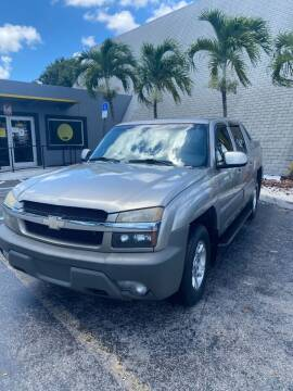 2002 Chevrolet Avalanche for sale at YOUR BEST DRIVE in Oakland Park FL