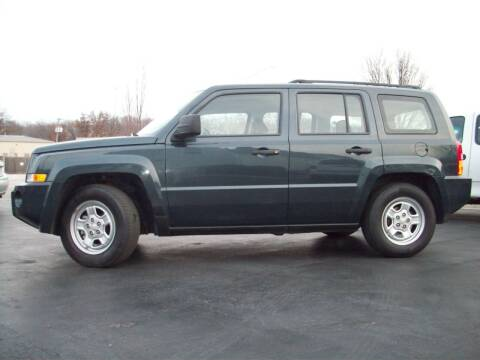 2008 Jeep Patriot for sale at Whitney Motor CO in Merriam KS