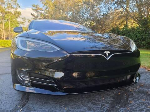 2017 Tesla Model S for sale at Monaco Motor Group in Orlando FL