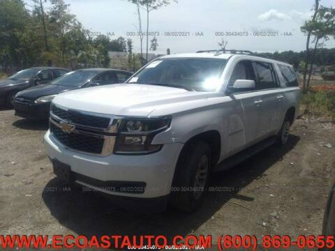 2017 Chevrolet Suburban for sale at East Coast Auto Source Inc. in Bedford VA