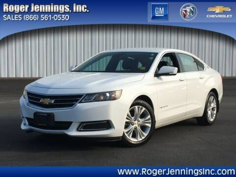 2014 Chevrolet Impala for sale at ROGER JENNINGS INC in Hillsboro IL