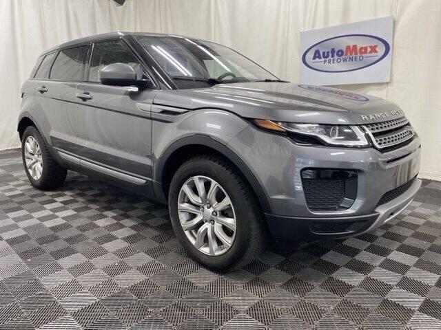 2018 Land Rover Range Rover Evoque for sale in Framingham, MA