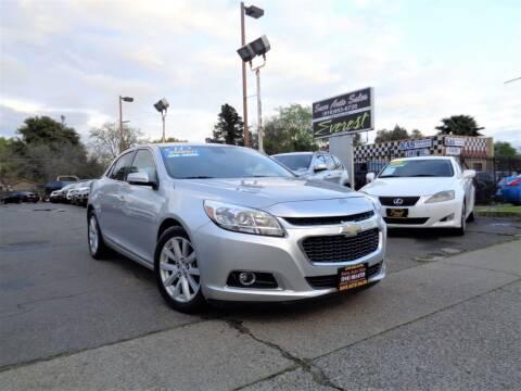 2014 Chevrolet Malibu for sale at Save Auto Sales in Sacramento CA