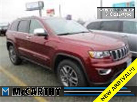 2020 Jeep Grand Cherokee for sale at Mr. KC Cars - McCarthy Hyundai in Blue Springs MO