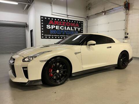 2017 Nissan GT-R for sale at Arizona Specialty Motors in Tempe AZ