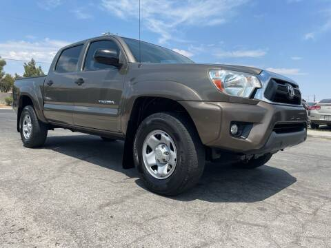 2014 Toyota Tacoma for sale at Boktor Motors in Las Vegas NV