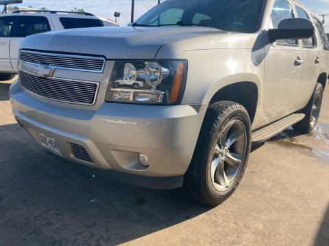 2008 Chevrolet Tahoe for sale at Peppard Autoplex in Nacogdoches TX
