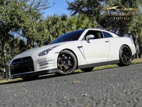 2013 Nissan GT-R for sale at SURVIVOR CLASSIC CAR SERVICES in Palmetto FL