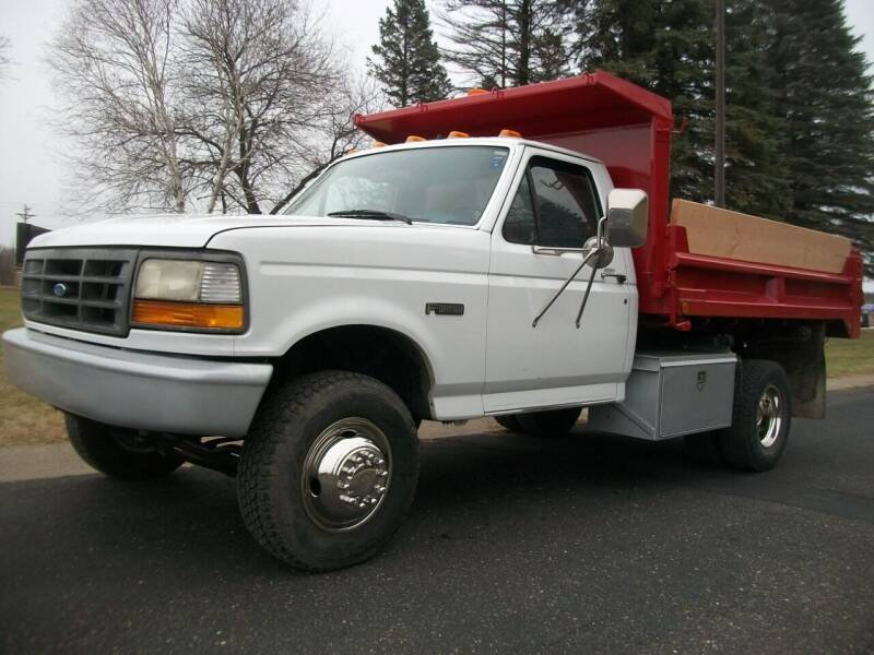 1996 Ford F-450 Super Duty for sale at Zimmerman Truck in Zimmerman MN