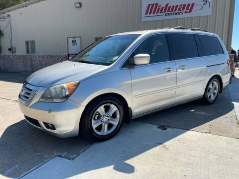 2008 Honda Odyssey for sale at Midway Motors in Conway AR