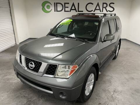 2007 Nissan Pathfinder for sale at Ideal Cars in Mesa AZ
