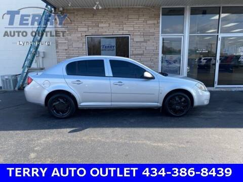 2008 Chevrolet Cobalt for sale at Terry Auto Outlet in Lynchburg VA