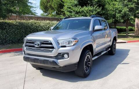 2016 Toyota Tacoma for sale at International Auto Sales in Garland TX