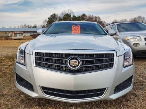 2014 Cadillac ATS for sale at Lanier Motor Company in Lexington NC