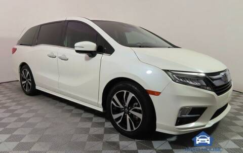 2019 Honda Odyssey for sale at Curry's Cars Powered by Autohouse - Auto House Scottsdale in Scottsdale AZ