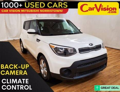 2019 Kia Soul for sale at Car Vision Buying Center in Norristown PA