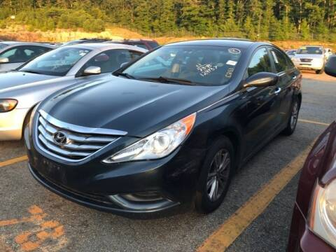 2011 Hyundai Sonata for sale at Plymouthe Motors in Leominster MA