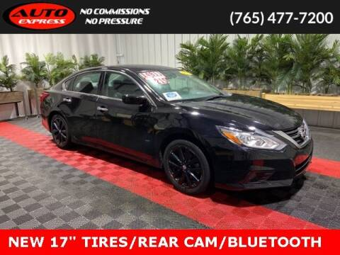 2017 Nissan Altima for sale at Auto Express in Lafayette IN