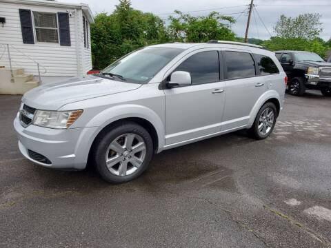2010 Dodge Journey for sale at Ford's Auto Sales in Kingsport TN