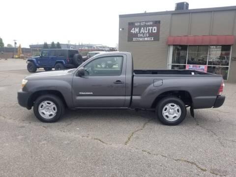 2010 Toyota Tacoma for sale at 4M Auto Sales | 828-327-6688 | 4Mautos.com in Hickory NC