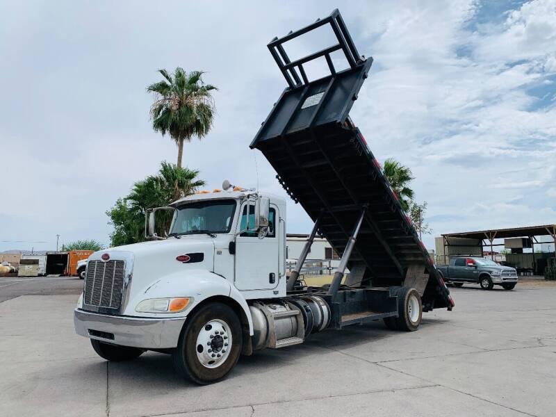 2015 Peterbilt 337 for sale at Ray and Bob's Truck & Trailer Sales LLC in Phoenix AZ