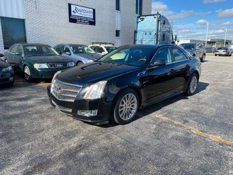 2011 Cadillac CTS for sale at AUTOSAVIN in Elmhurst IL