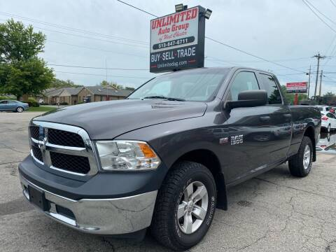 2014 RAM Ram Pickup 1500 for sale at Unlimited Auto Group in West Chester OH