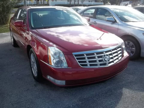 2009 Cadillac DTS for sale at PJ's Auto World Inc in Clearwater FL