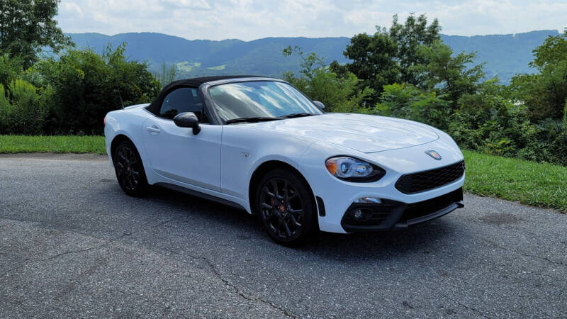 2018 FIAT 124 Spider for sale at Rare Exotic Vehicles in Weaverville NC