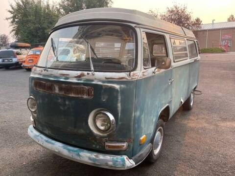 1972 Volkswagen Bus for sale at Parnell Autowerks in Bend OR