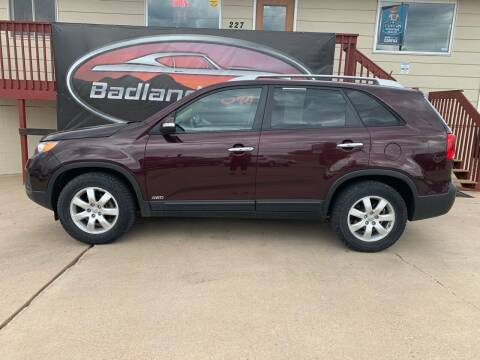 2013 Kia Sorento for sale at Badlands Brokers in Rapid City SD