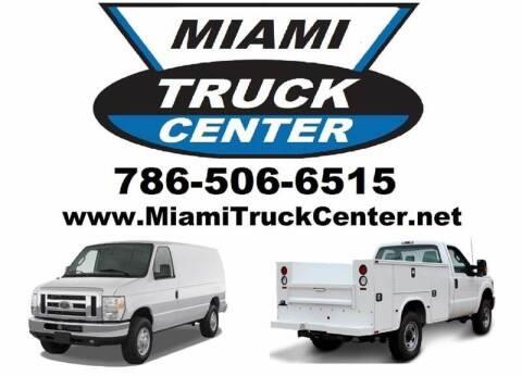 2015 Isuzu NPR-HD for sale at Miami Truck Center in Hialeah FL