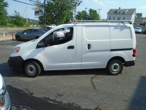 2014 Nissan NV200 for sale at Gemini Auto Sales in Providence RI