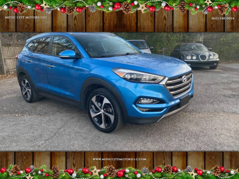 2016 Hyundai Tucson for sale at MUSIC CITY MOTORS LLC in Nashville TN