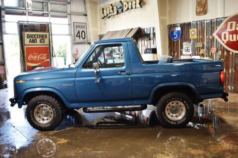 1983 Ford Bronco for sale at Cool Classic Rides in Redmond OR
