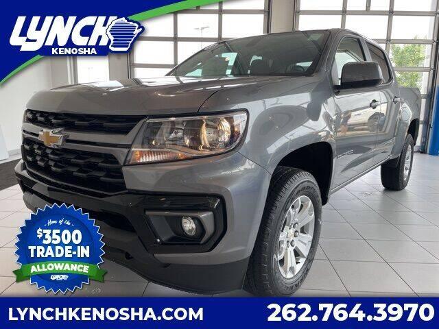 2021 Chevrolet Colorado for sale in Kenosha, WI